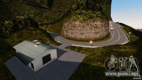 New Akina para GTA 4 segundos de pantalla