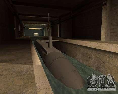 Real New San Francisco v1 para GTA San Andreas octavo de pantalla