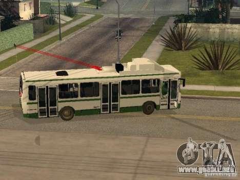 MTrZ 5279 para la visión correcta GTA San Andreas