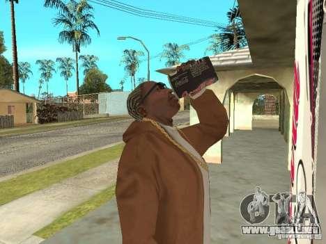 Nuevas máquinas para GTA San Andreas tercera pantalla