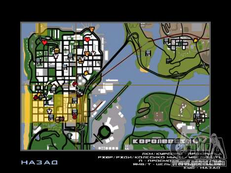 Torres Gemelas BETA para GTA San Andreas tercera pantalla