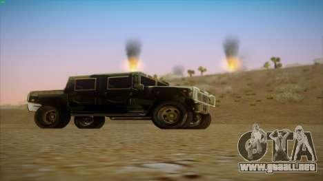 HD Patriot para la visión correcta GTA San Andreas