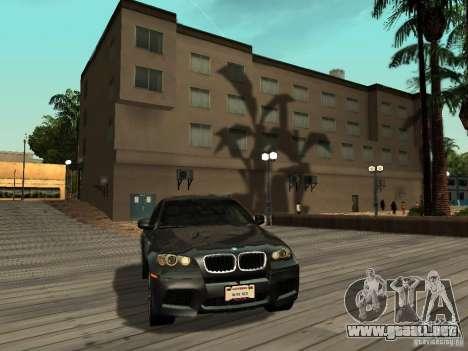 ENBSeries v1.2 para GTA San Andreas tercera pantalla