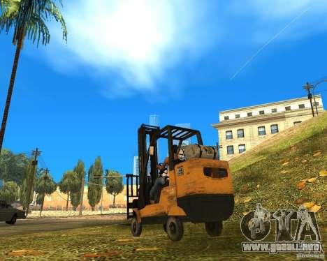 Cargador de la COD MW 2 para GTA San Andreas left