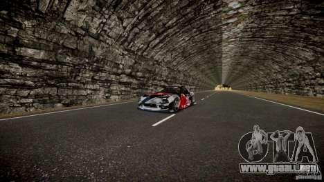 MAZDA RX-7 Mad Mike 2 para GTA 4 vista desde abajo