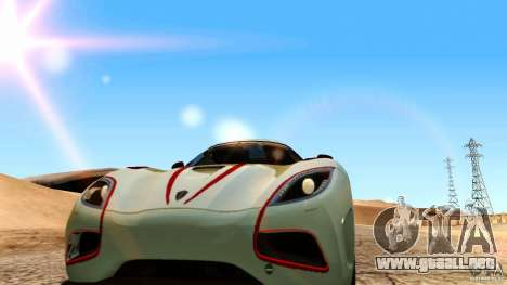 Direct R V1.1 para GTA San Andreas tercera pantalla