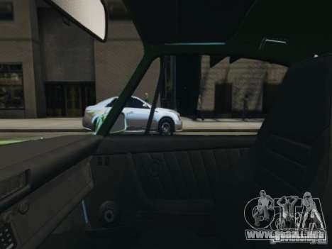 Porsche 911 Turbo RWB Pandora One Beta para GTA 4 vista desde abajo