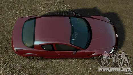 Mazda RX-8 R3 2011 para GTA 4 visión correcta
