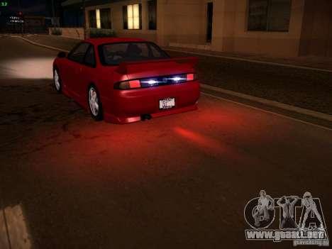 Nissan Silvia S14 Ks Sporty 1994 para vista lateral GTA San Andreas
