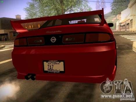 Nissan Silvia S14 Ks Sporty 1994 para GTA San Andreas left