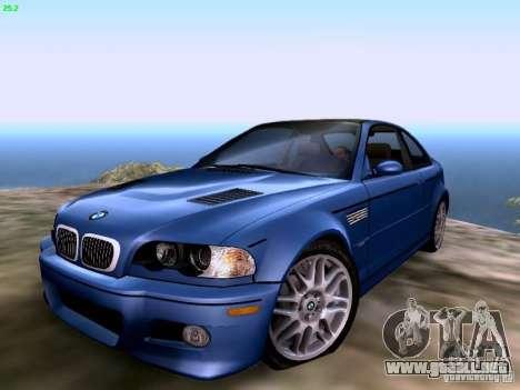 BMW M3 Tunable para GTA San Andreas