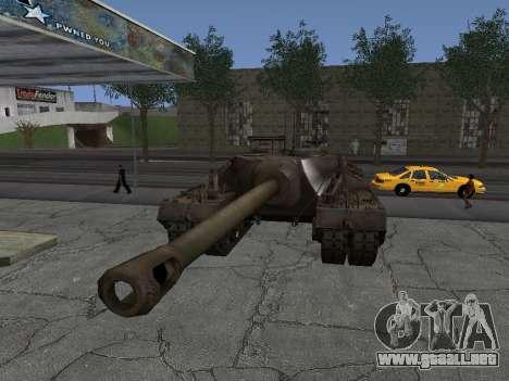 PT-SAU T95 para la visión correcta GTA San Andreas