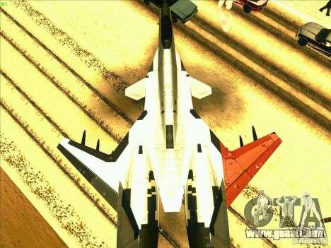 ADFX-02 Morgan para la visión correcta GTA San Andreas
