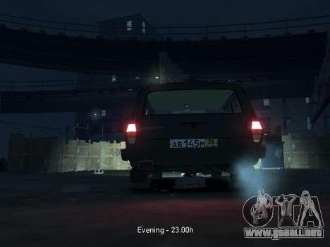 Carro 310221 del GAS para GTA 4 vista interior