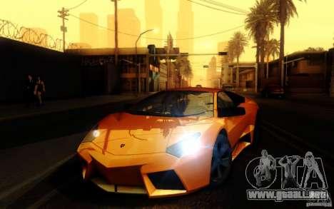 ENBSeries By Eralhan para GTA San Andreas octavo de pantalla