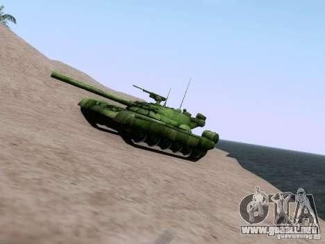 T-80 para GTA San Andreas left