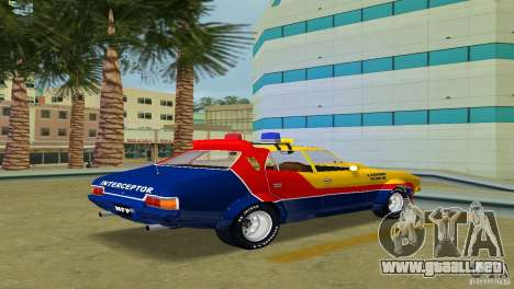 Ford Falcon 351 GT Interceptor para GTA Vice City left