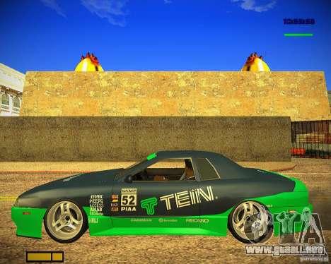 Pak vinilos para Elegy para el motor de GTA San Andreas
