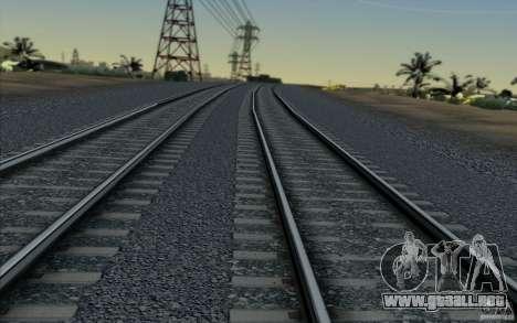 RoSA Project v1.0 para GTA San Andreas octavo de pantalla