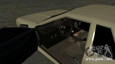 Elegy Roportuance para la visión correcta GTA San Andreas