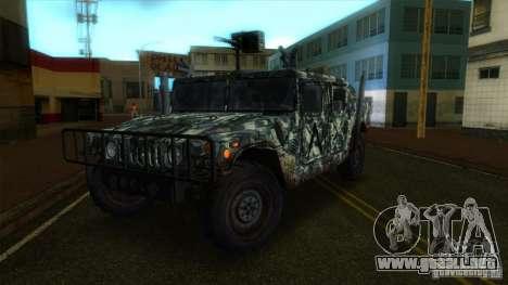 Hummer HMMWV M-998 1984 para GTA Vice City