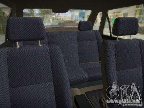 Daewoo-FSO Polonez Atu Plus 1.6 para visión interna GTA San Andreas