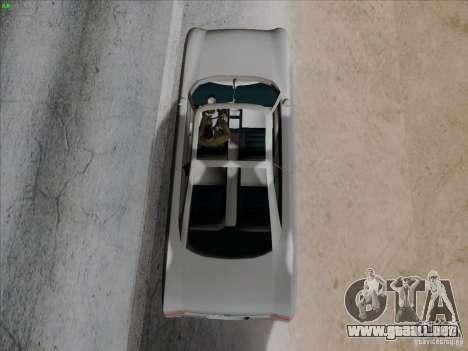 Ford Fortynine para la visión correcta GTA San Andreas