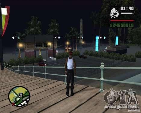 Modern beach in Los-Santos para GTA San Andreas sexta pantalla