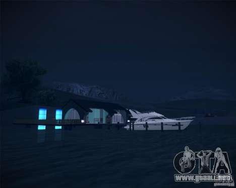Beach House para GTA San Andreas tercera pantalla