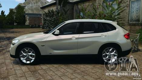 BMW X1 para GTA 4 left