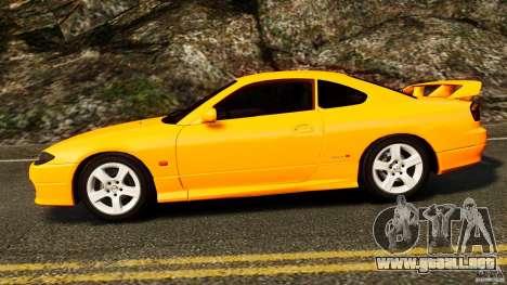 Nissan Silvia S15 Stock para GTA 4 left