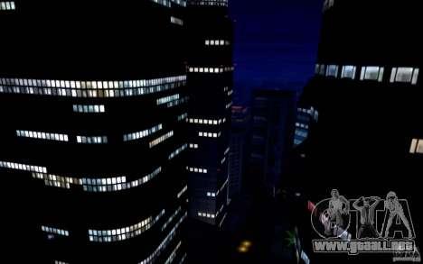 SA Beautiful Realistic Graphics 1.6 para GTA San Andreas octavo de pantalla