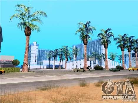 ENBSeries v1.1 para GTA San Andreas octavo de pantalla