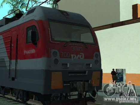ÈP1M-CFR 700 para GTA San Andreas left