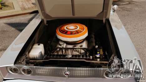 Dodge Coronet 1967 para GTA 4 vista lateral