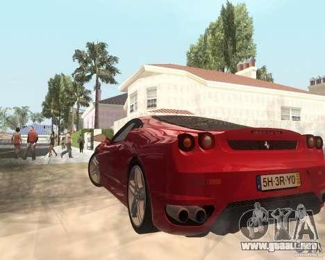 Star ENBSeries by Nikoo Bel para GTA San Andreas sexta pantalla