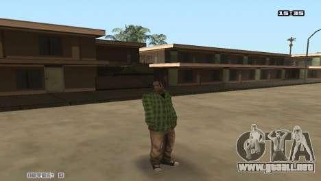 Skin Pack Groove Street para GTA San Andreas tercera pantalla