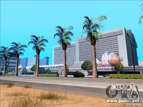 ENBSeries v1.1 para GTA San Andreas novena de pantalla