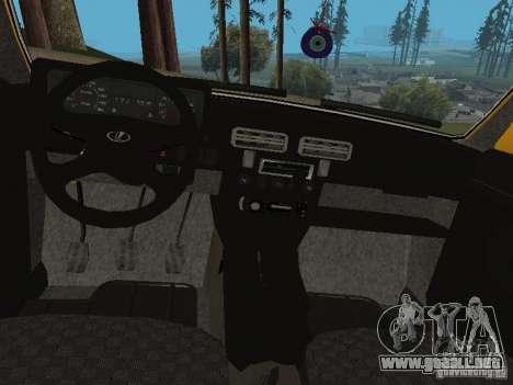 VAZ 21214 Niva para la visión correcta GTA San Andreas