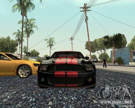 Star ENBSeries by Nikoo Bel para GTA San Andreas décimo de pantalla