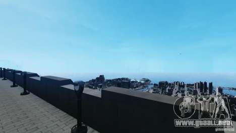 Saites ENBSeries Low v4.0 para GTA 4 novena de pantalla
