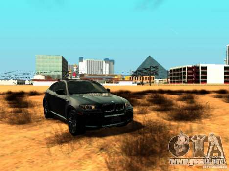 ENBSeries v1.2 para GTA San Andreas undécima de pantalla