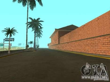 New Chinatown para GTA San Andreas sucesivamente de pantalla