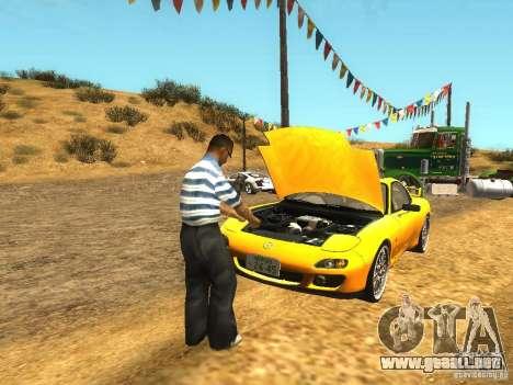 Situación de la vida para GTA San Andreas segunda pantalla