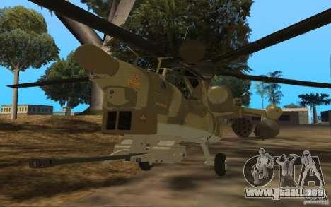 MI-28n para GTA San Andreas left