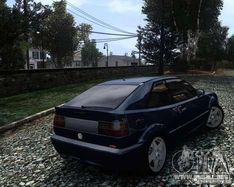Volkswagen Corrado VR6 para GTA 4 left