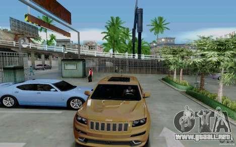 Parking (de pago) para GTA San Andreas tercera pantalla