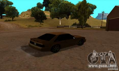 Ford Mustang SVT Cobra 1993 para GTA San Andreas left
