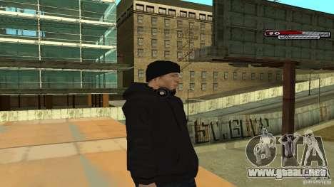 Trialist HD para GTA San Andreas tercera pantalla