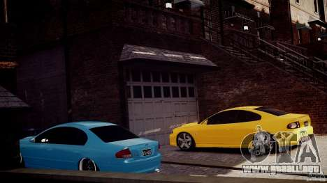 Holden Monaro para GTA 4 visión correcta